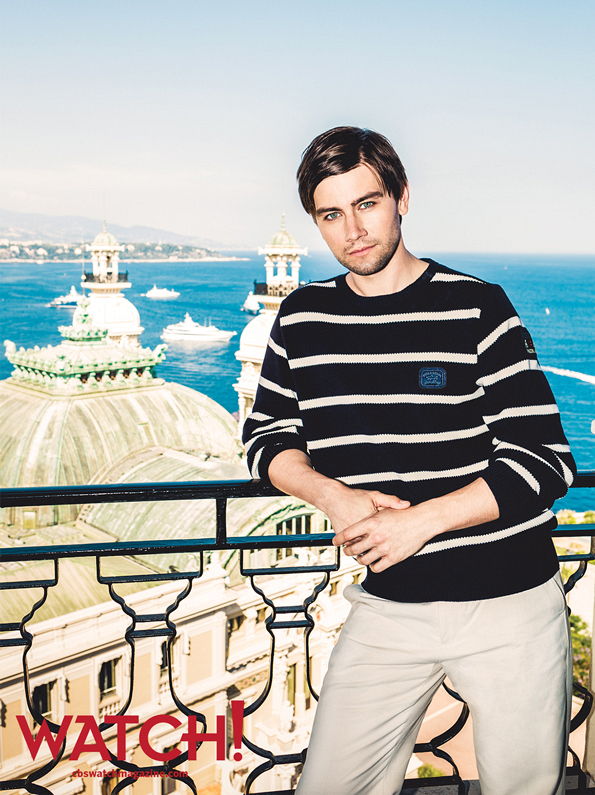 Reign's Torrance Coombs
