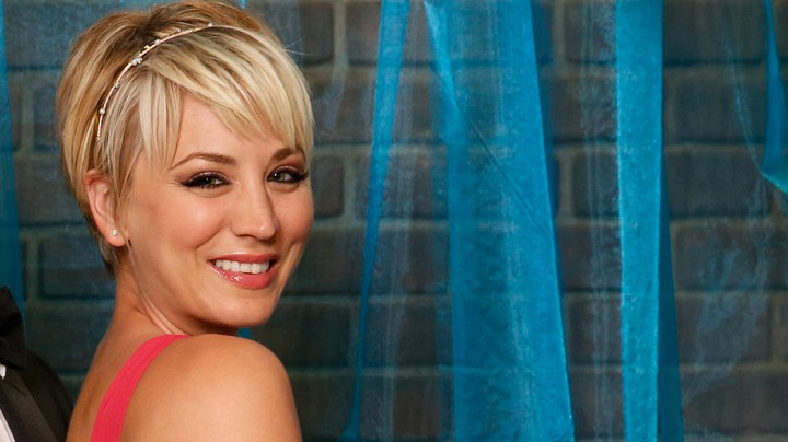 It's Kaley Cuoco-Sweeting, who plays Penny on <i>The Big Bang Theory!</i>