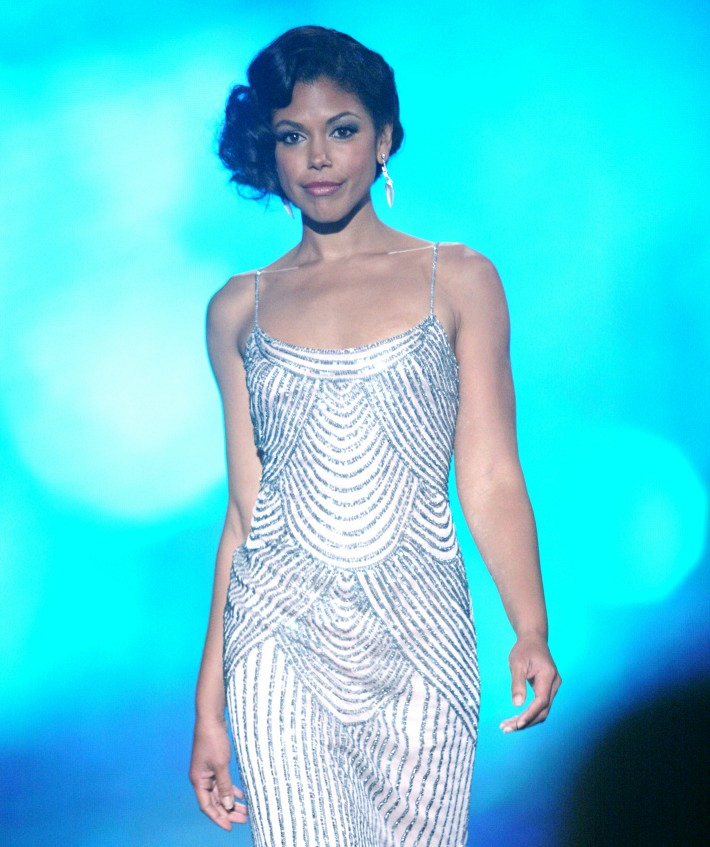9. Karla Mosley - The Bold And The Beautiful