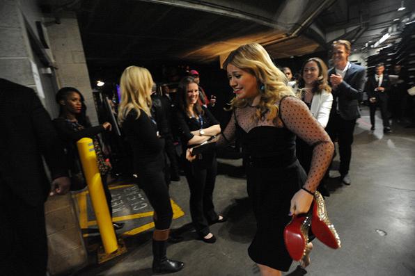 16. Kelly Clarkson