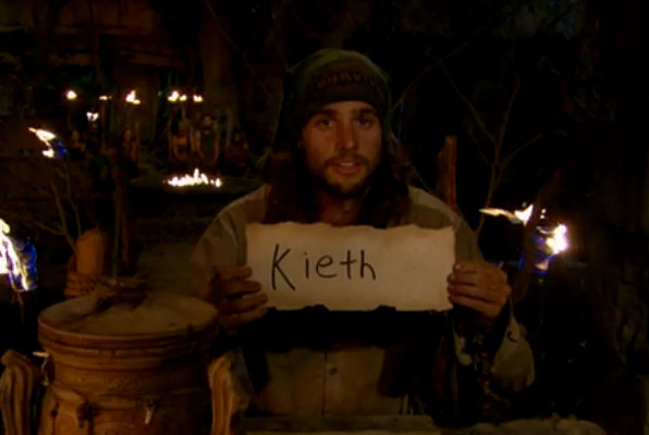 "It's Keith, not ""Kieth"""