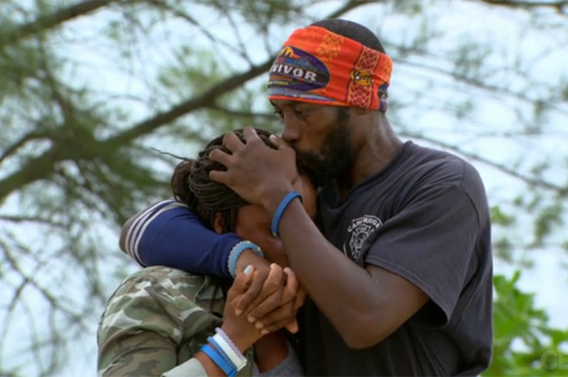 Season 31: Jeremy Collins is reunited with his wife.