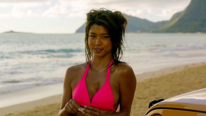 3. Grace Park –Hawaii Five-0
