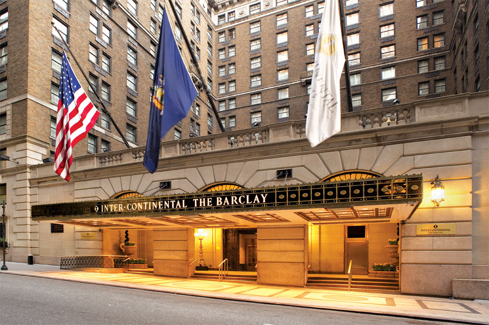 Intercontinental - The Barclay