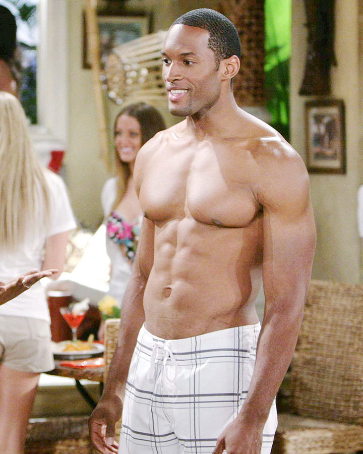 15. Carter Walton - The Bold and the Beautiful