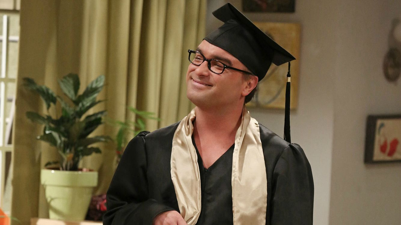 Dr. Leonard Hofstadter on The Big Bang Theory