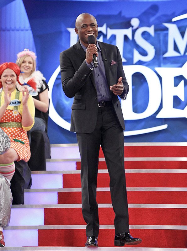 For Wayne Brady always entertaining us