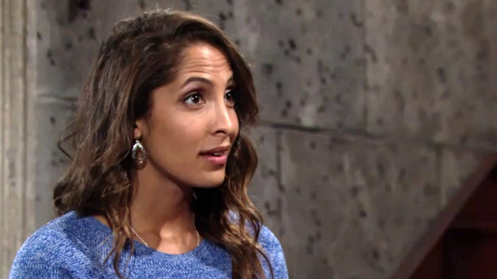 Lily warns Abby the investigation could hurt her marriage.