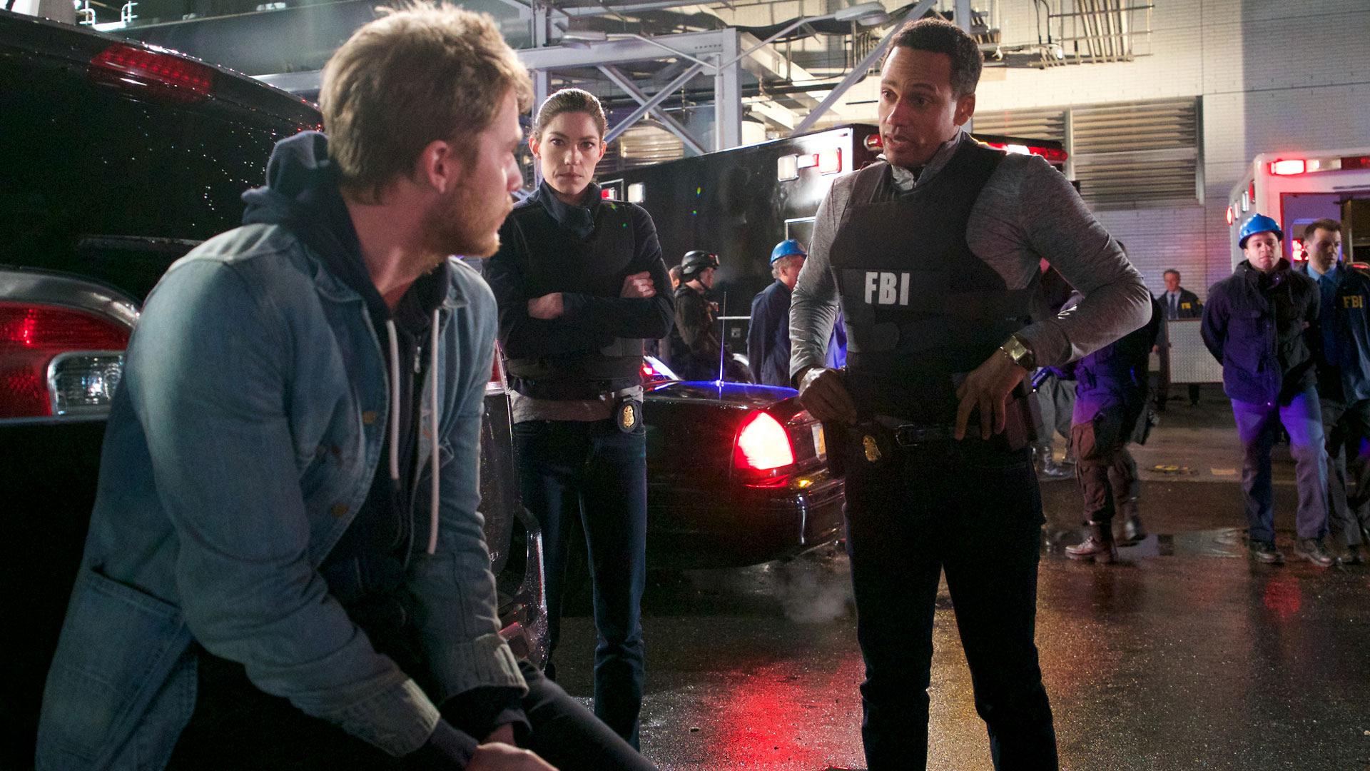 Boyle confronts Brian.