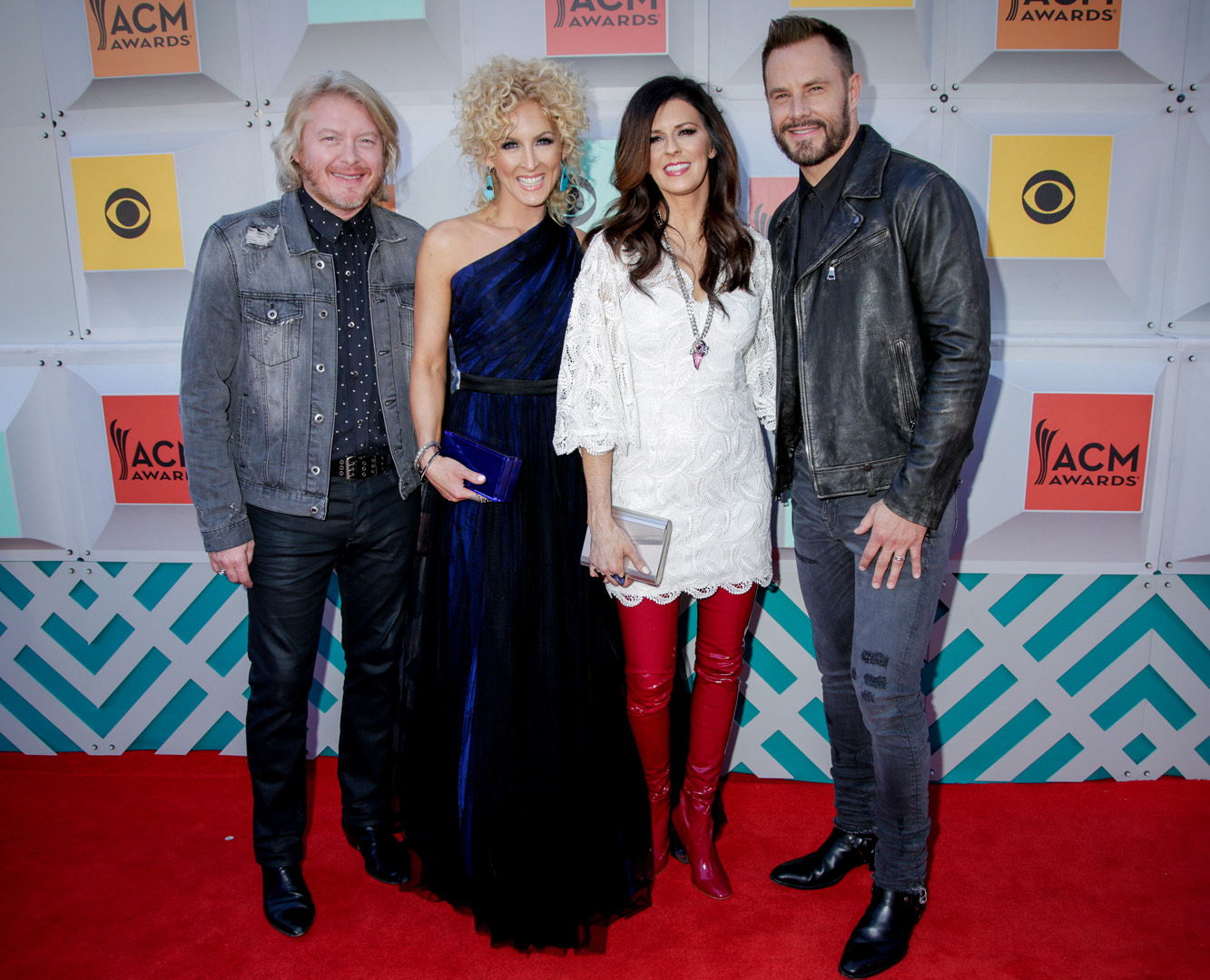 2016 ACMs: Little Big Town