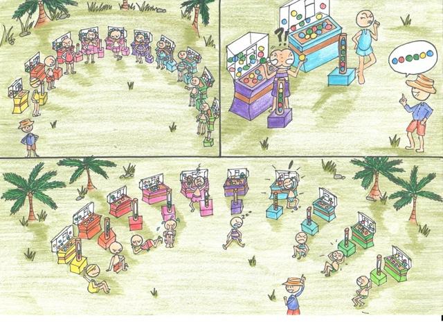 Living Colour Immunity Challenge Blueprint