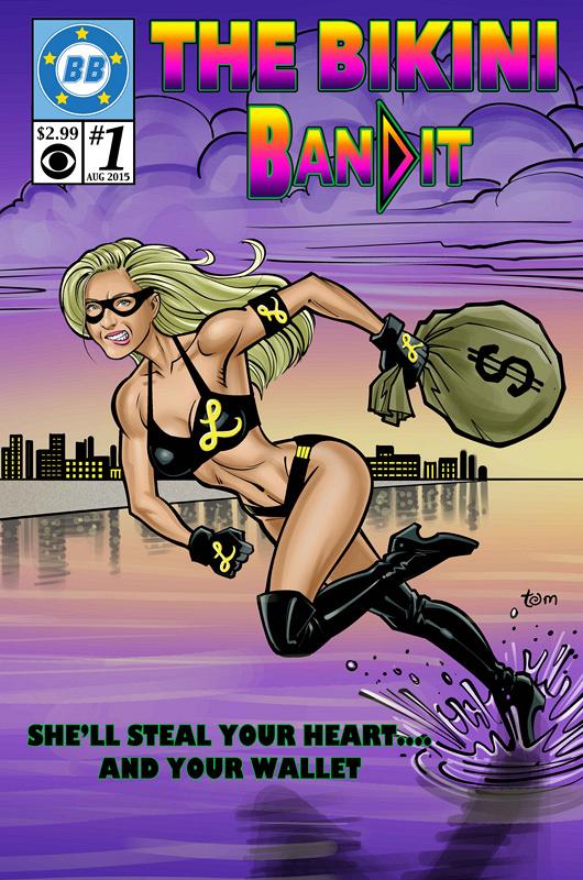 Liz - The Bikini Bandit