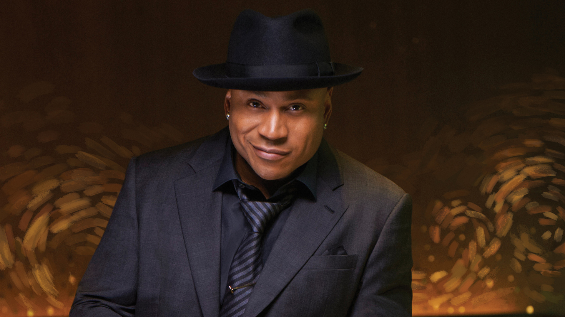 LL COOL J is dressed to impress