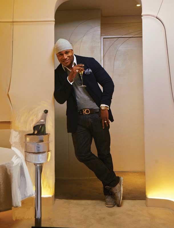 LL Cool J Looking Dapper As Always