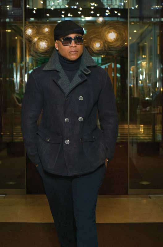 LL Cool J Proves Hot Can Also Look Cool