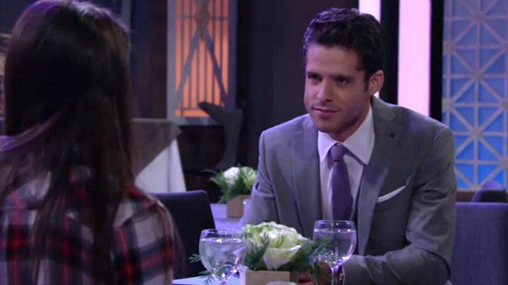 Luca reveals he's onto Marisa and Noah.