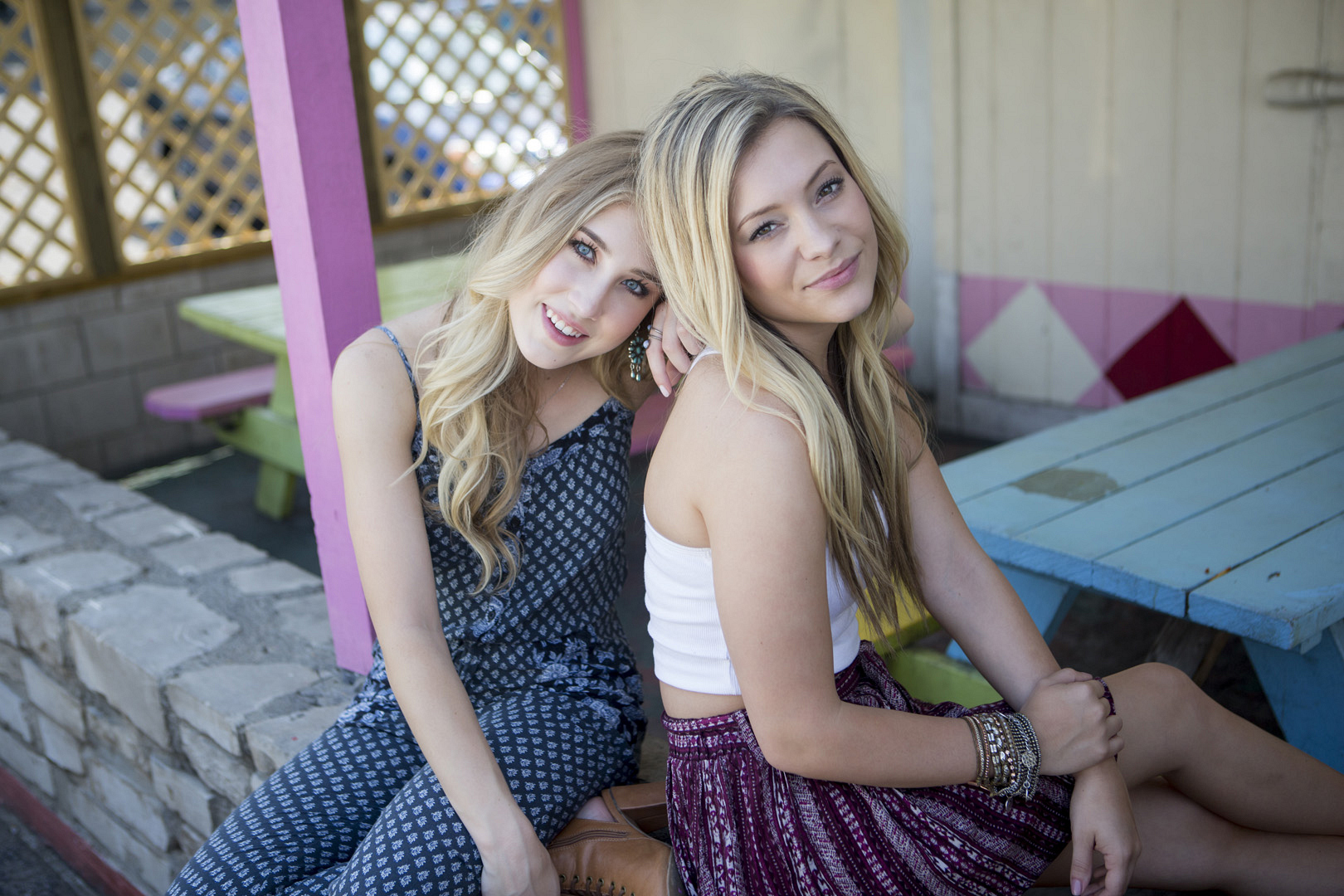 Maddie & Tae, nominated for New Vocal Duo Or Group Of The Year