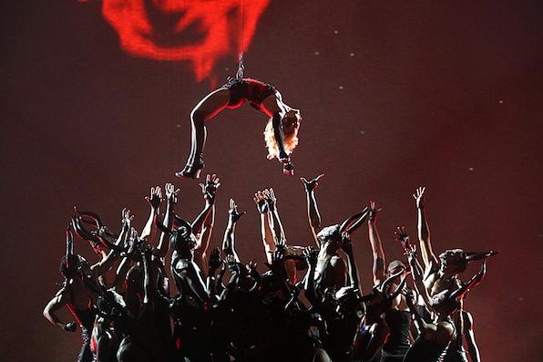 Madonna Ascended