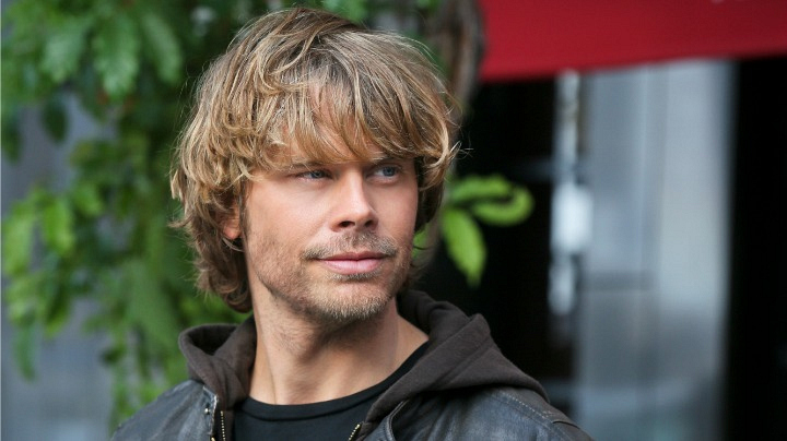 It's Eric Christian Olsen, who plays Marty Deeks on NCIS: Los Angeles!