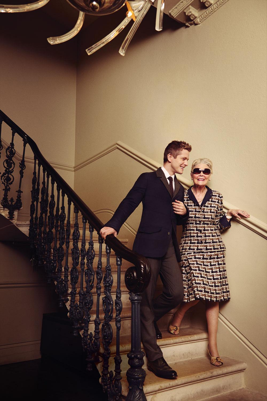 Matt Czuchry of The Good Wife  - Feb 2014 - Watch! Magazine