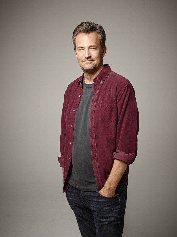 Oscar Madison (Matthew Perry)