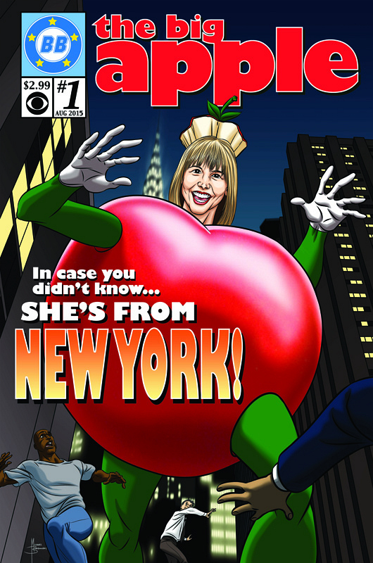Meg - The Big Apple