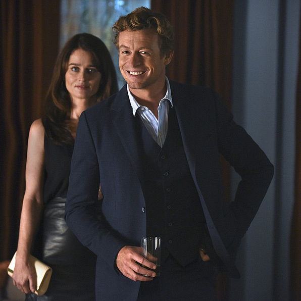 Jane & Lisbon: Jane's out of the box and Lisbon lives in the box.