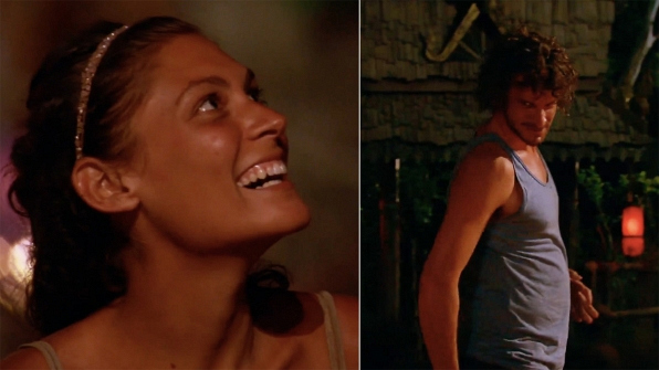 7. Neal's parting words to Michele go down in Survivor history.