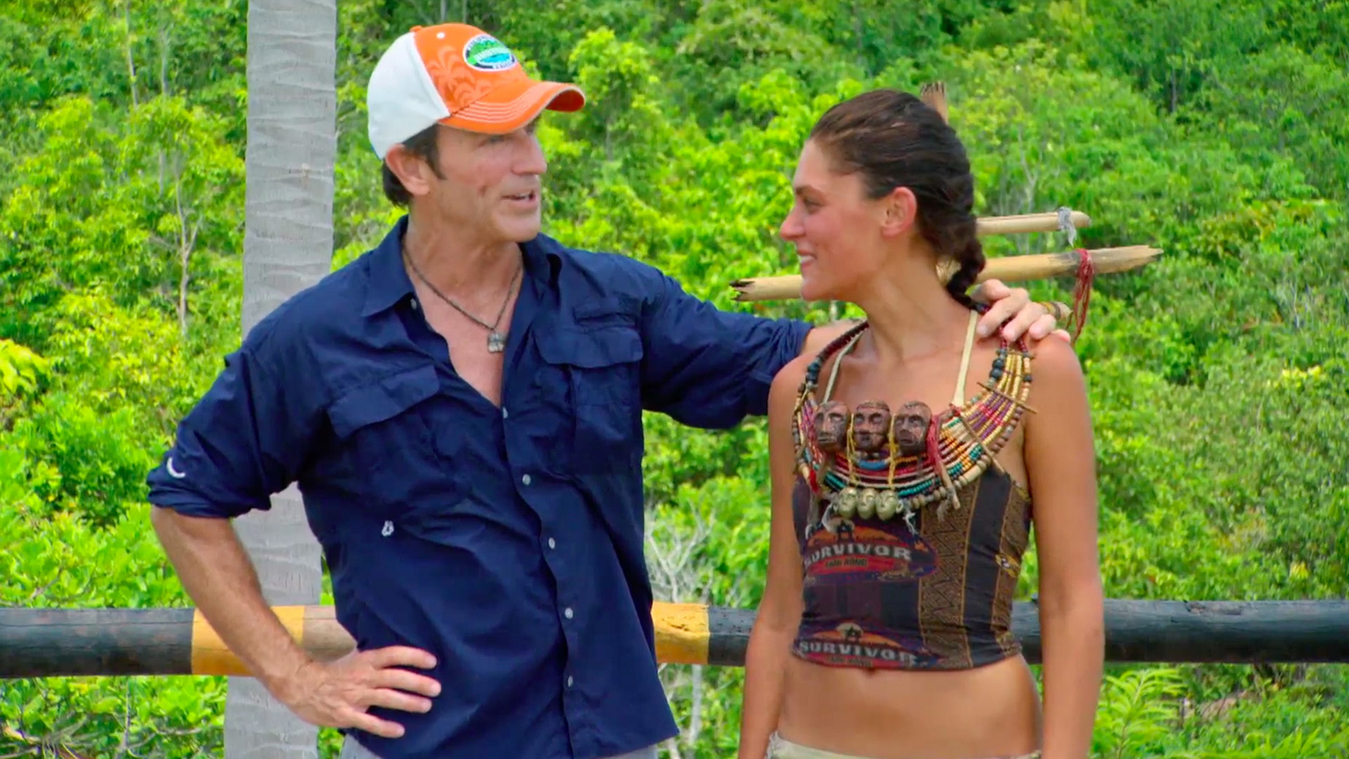3. Michele wins Immunity and a spot in the Final 3.