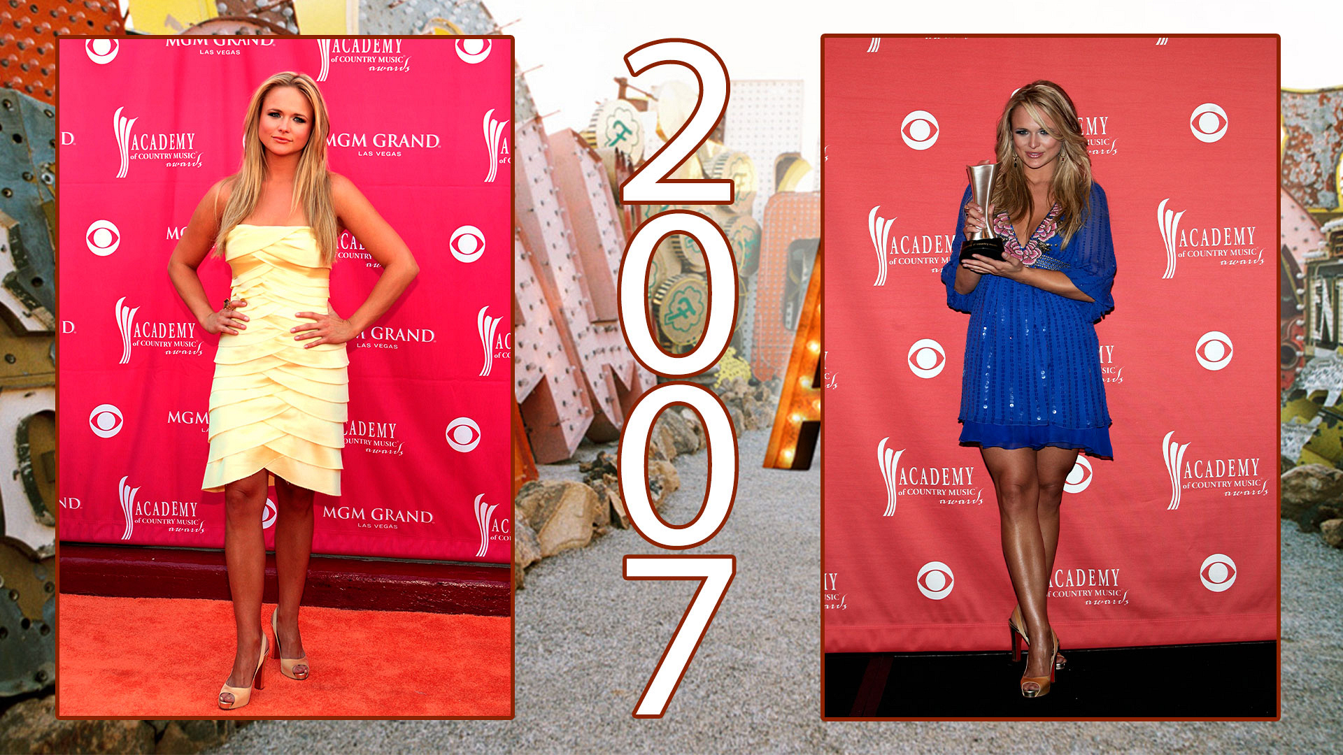 "Miranda made us wish we looked ""More Like Her"" in 2007."