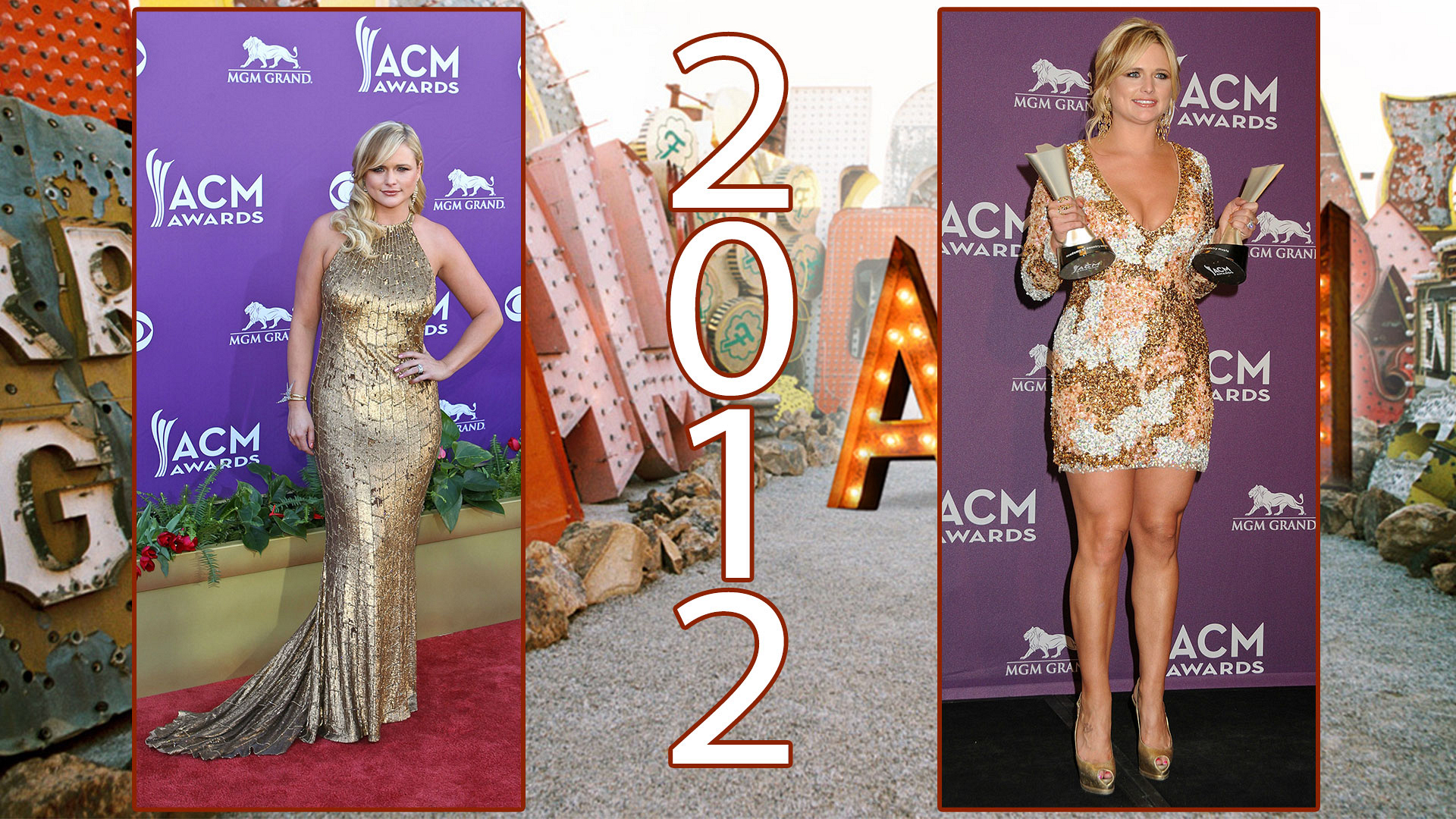 Miranda looked nearly too good to be true in 2012.