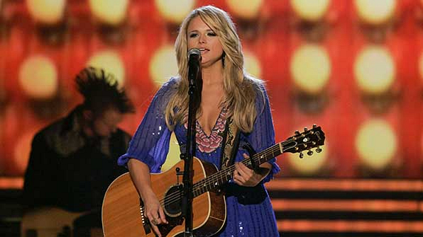 Miranda Lambert been nominated for Female Vocalist of the Year for nine consecutive years.