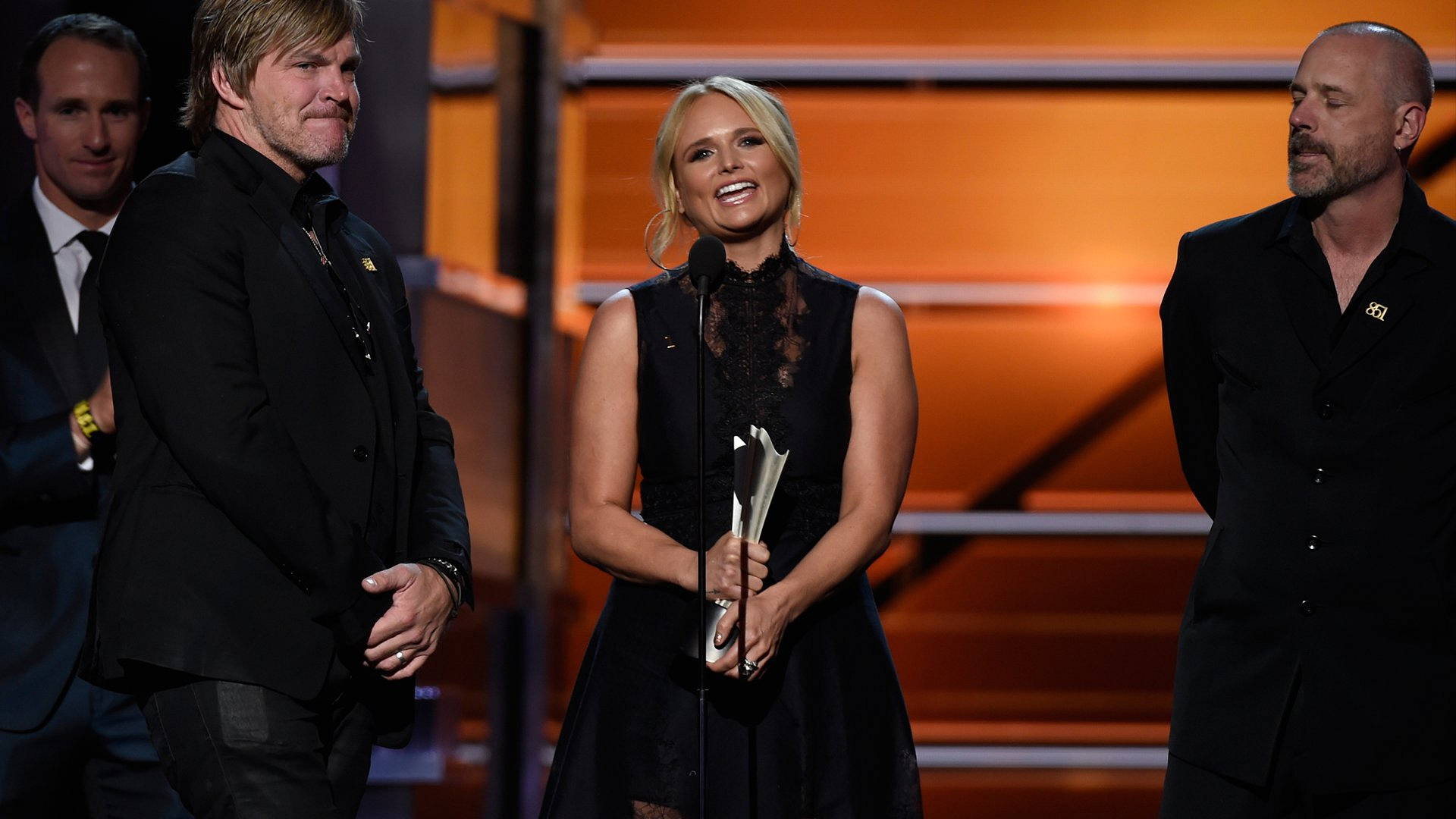 """Tin Man"" by Miranda Lambert wins Song of the Year at the 53rd ACM Awards."