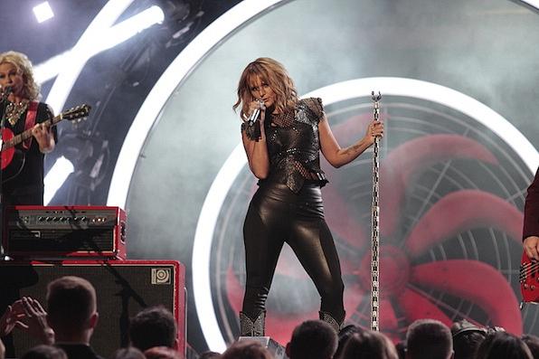 Miranda Lambert Fired It Up