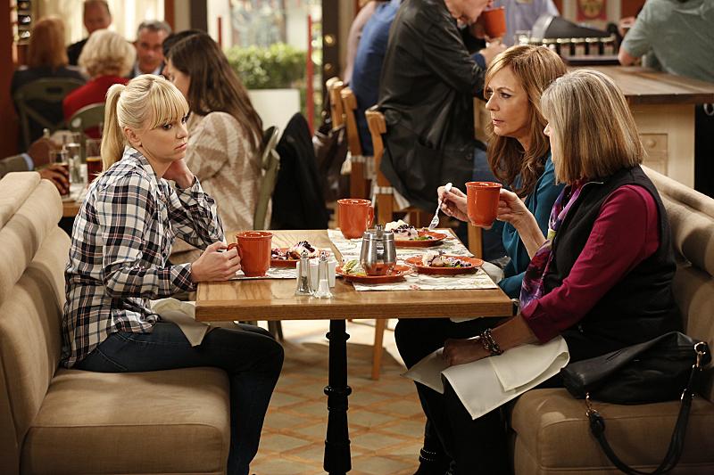 4. Napa Valley Diner, Mom