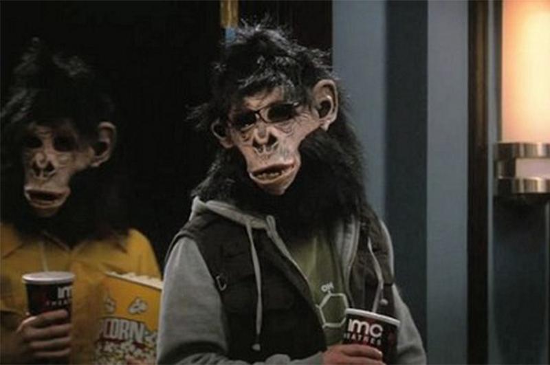 5. Ape mask