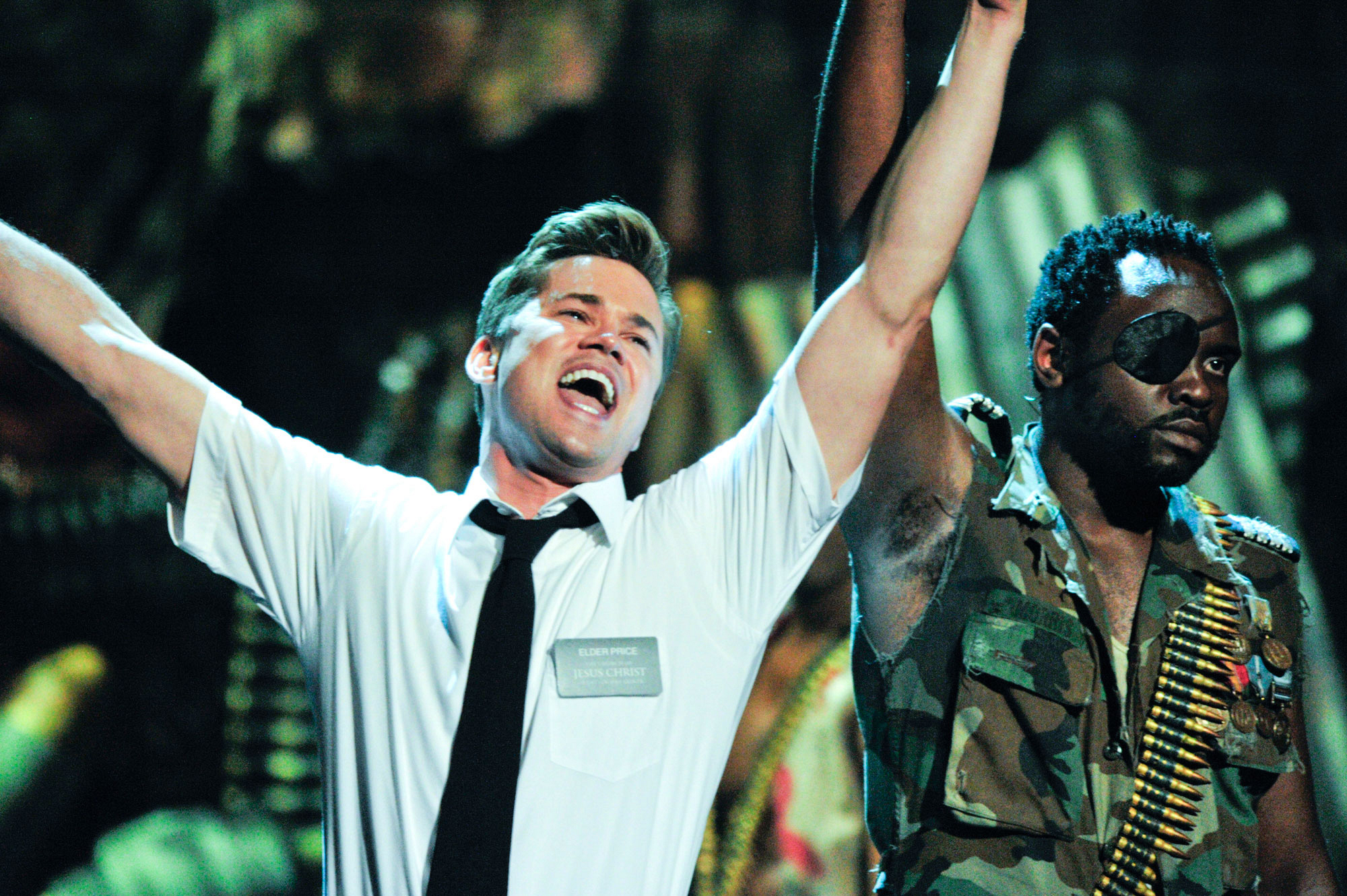 The Book of Mormon to Perform