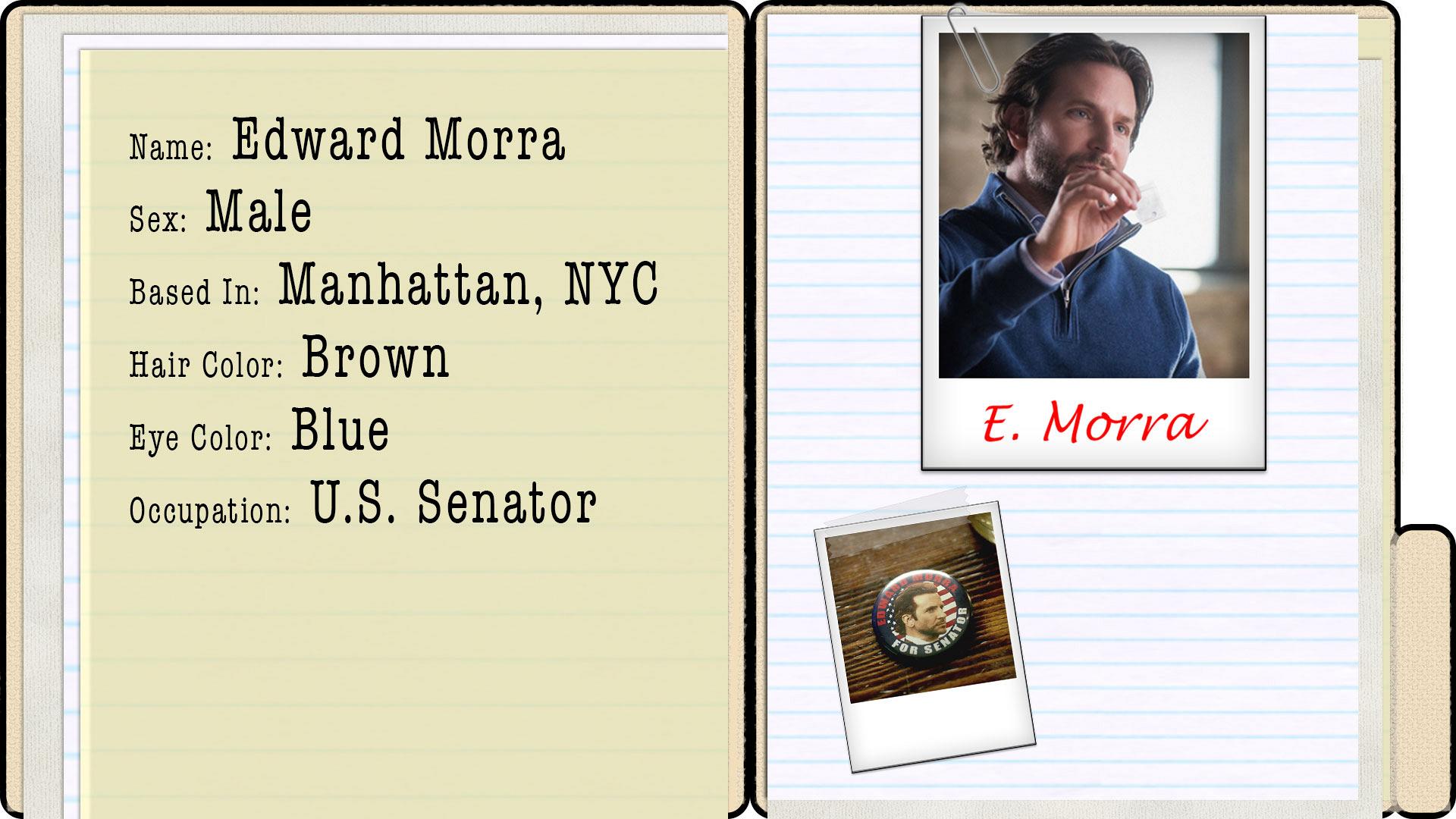 Senator Edward Morra: