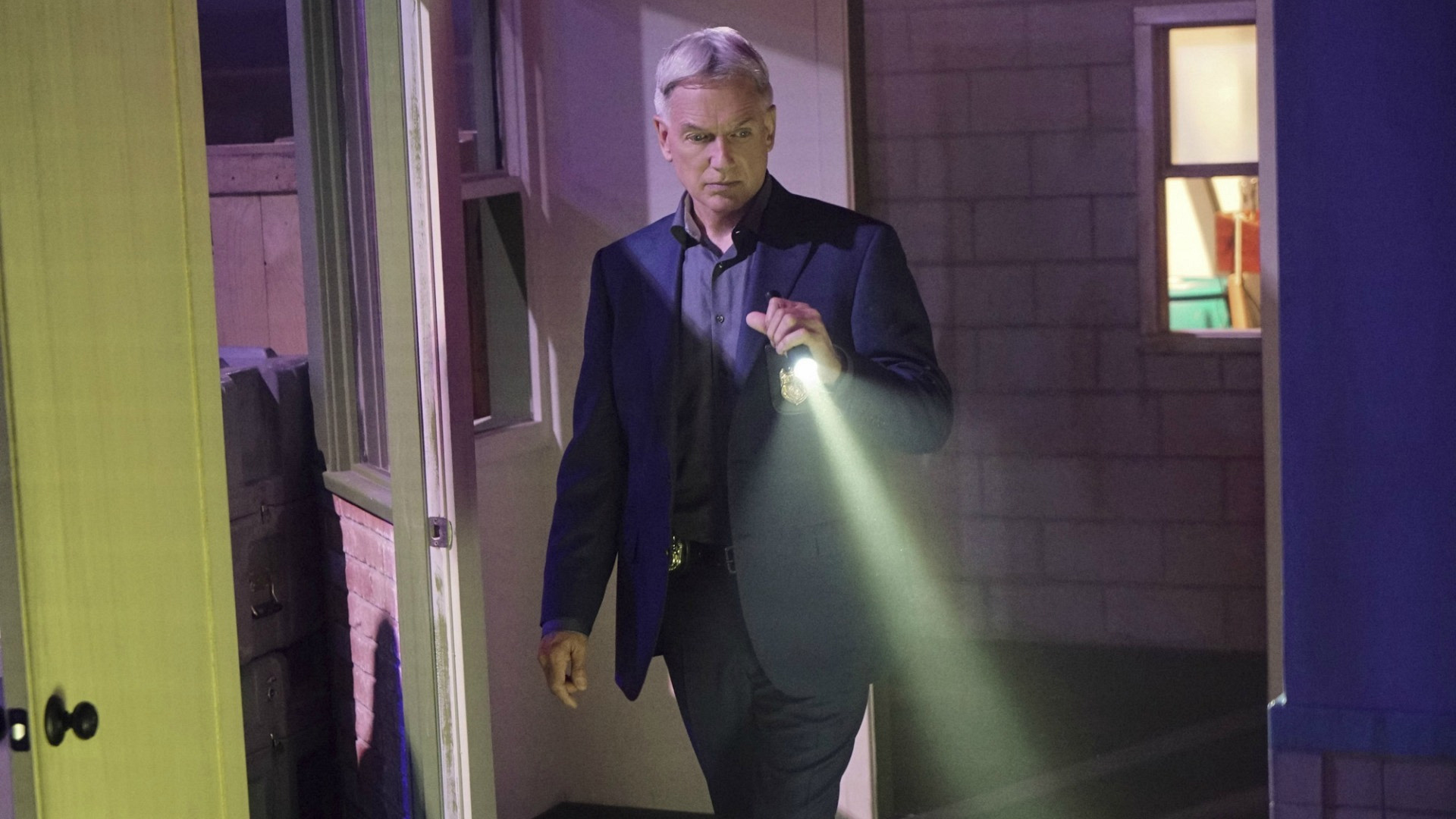 Gibbs searches for the truth.