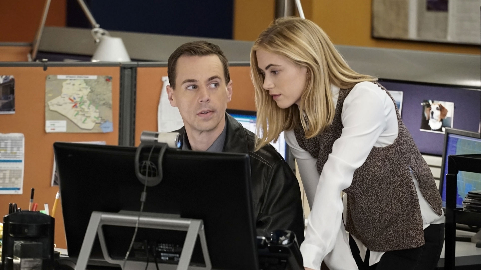 NCIS does some serious digging on a jaw-dropping disappearance.