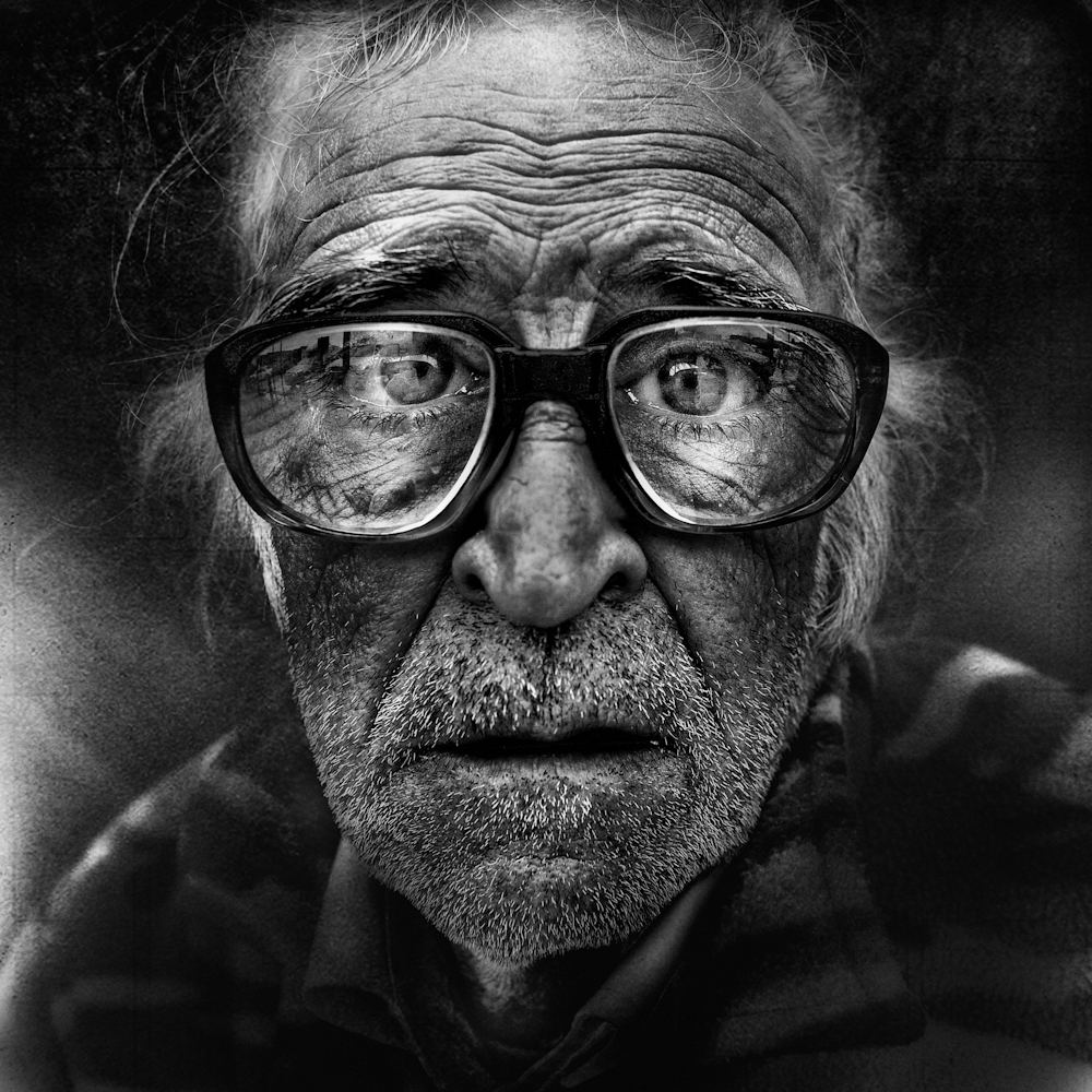 Touching Images by Lee Jeffries
