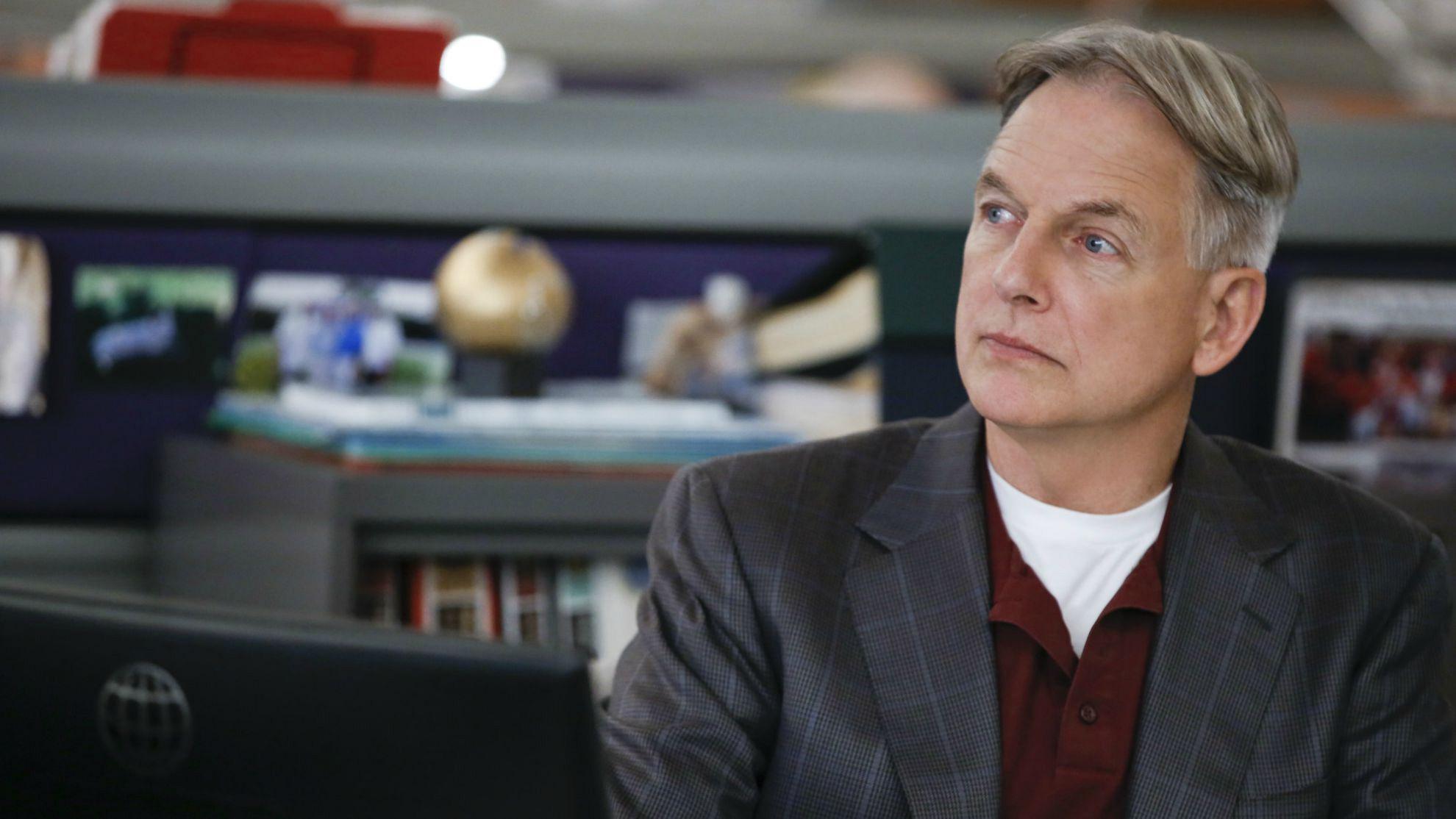 Special Agent Leroy Jethro Gibbs on NCIS