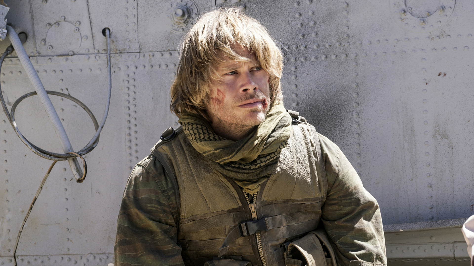 Deeks works through a bad situation.