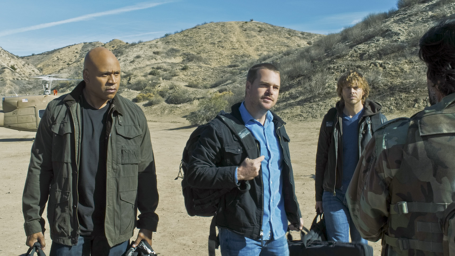 Season 5 Episode 19 Photos - NCIS Los Angeles