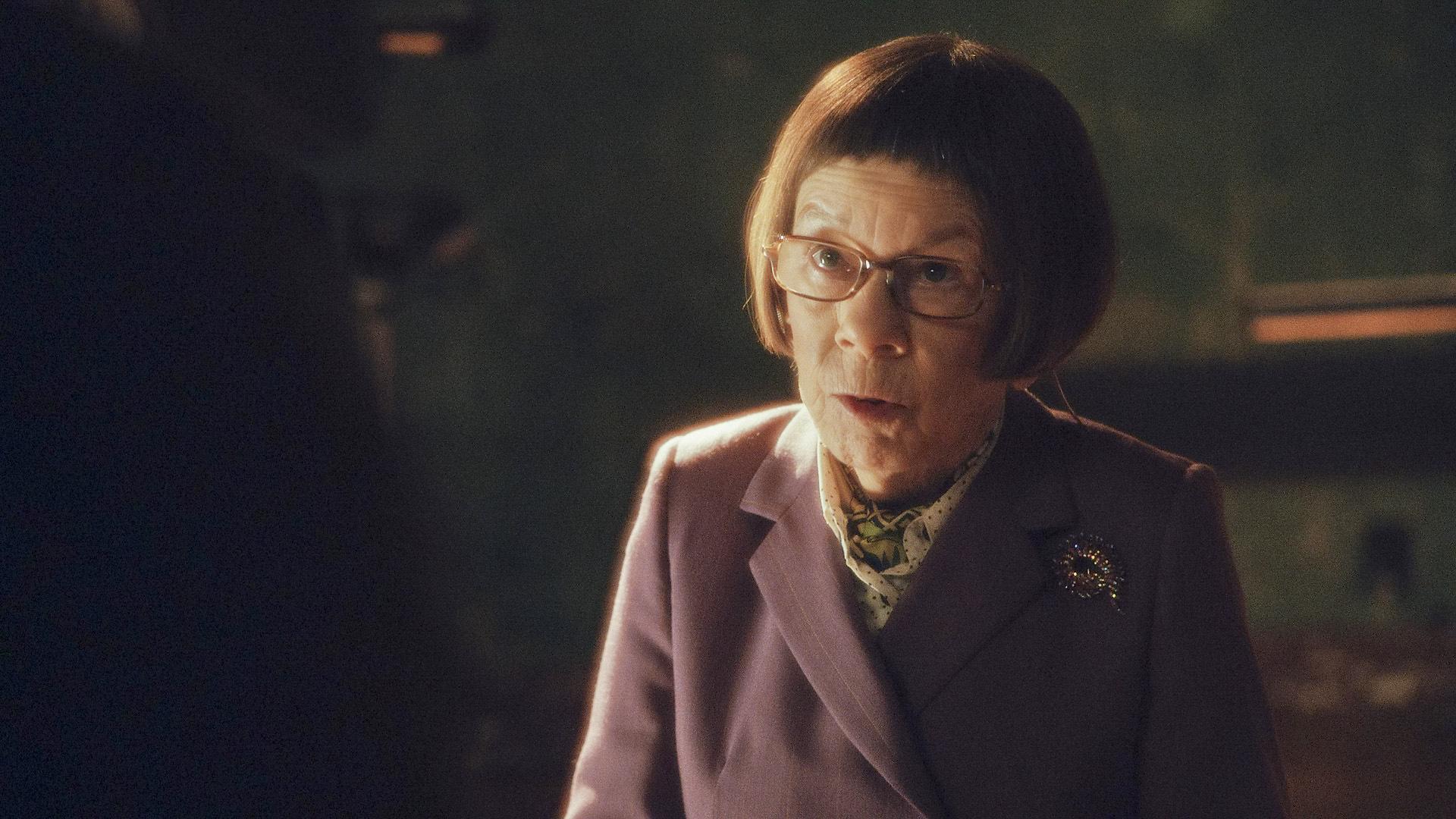 1. Henrietta 'Hetty' Lange - NCIS: Los Angeles