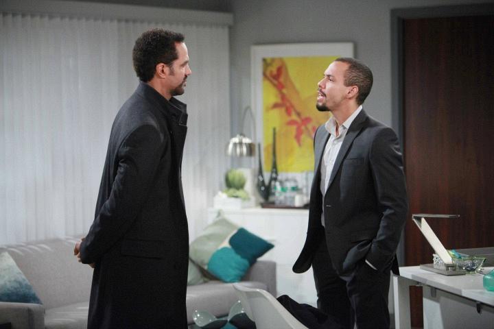 Neil warns Devon about Hilary.