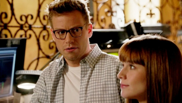 Eric Beale and Nell Jones (NCIS: Los Angeles)