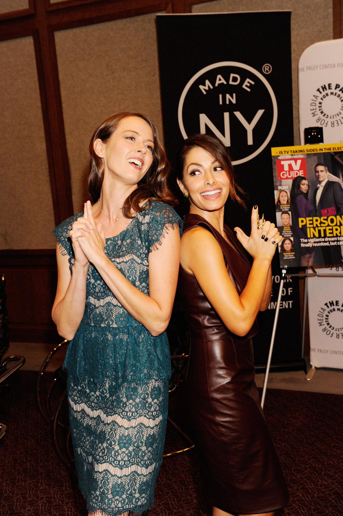 Amy and Sarah