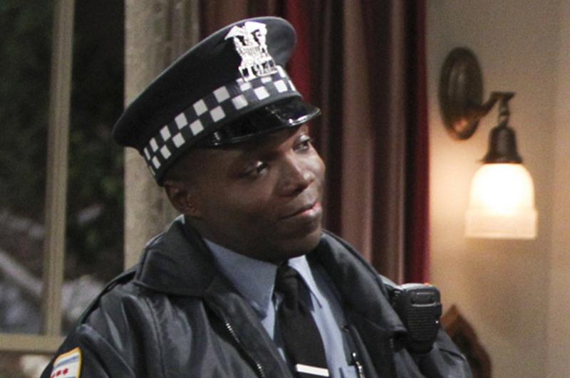 5. He has a few favorite on-screen cops.