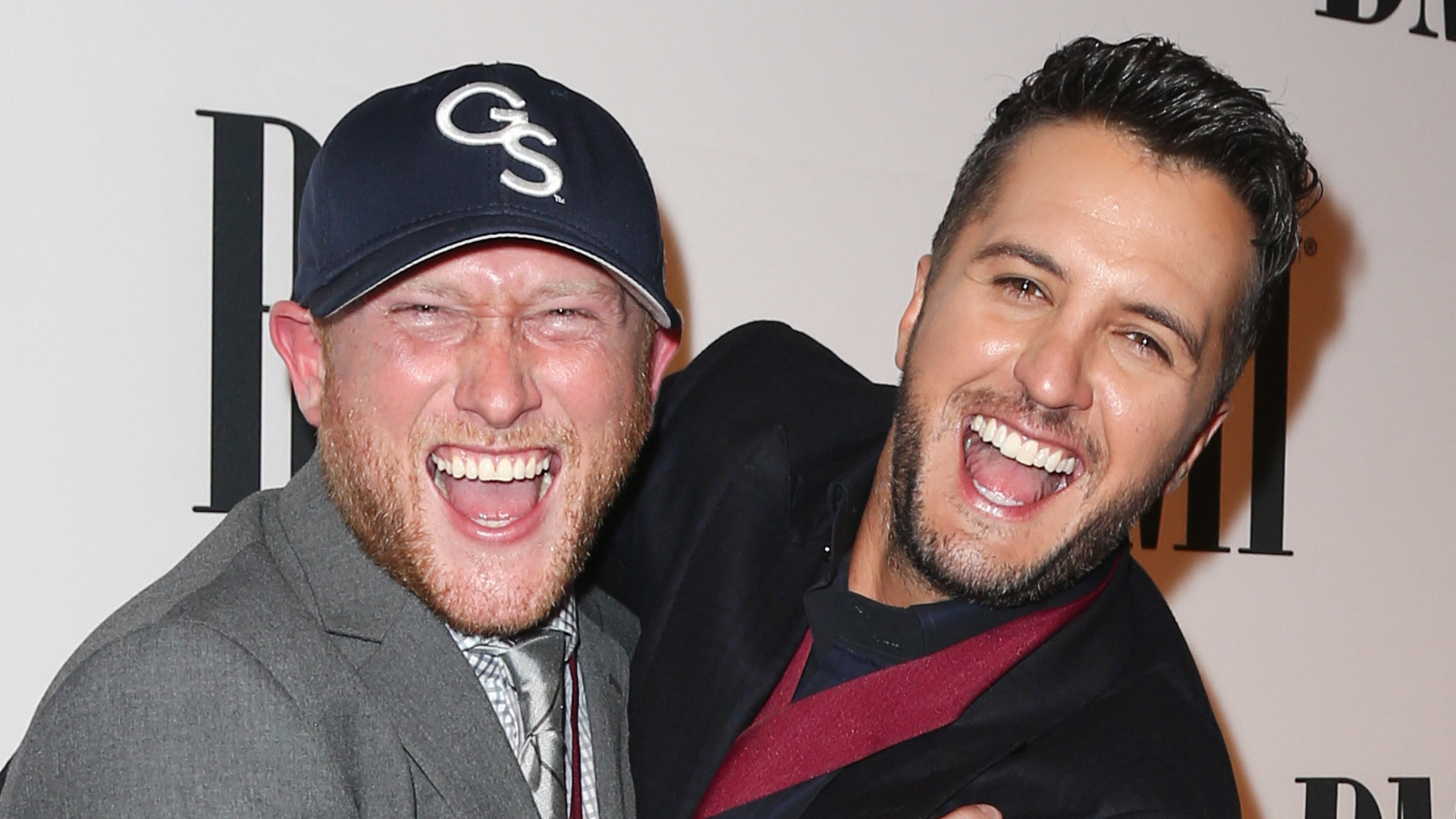 Cole Swindell and Luke Bryan